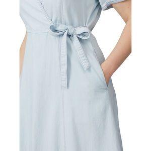 kate spade Dresses - Kate Spade New York Denim Wrap Dress